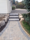 Limestone Patio Around Westland MI - Tilt Landscaping - IMG_0835