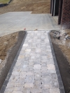 Limestone Patio Around Westland MI - Tilt Landscaping - IMG_0844