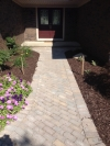Limestone Patio Around Westland MI - Tilt Landscaping - earlyafter2