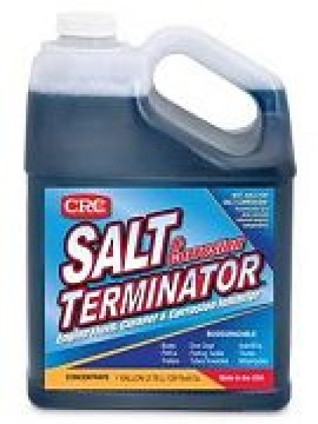 CRC SX128 Salt Terminator Concentrate Gallon