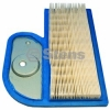 Air Filter for KAWASAKI 17 HP, 19 HP and 23 HP engines, John Deere M137556