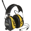 3M Digital Worktunes AM/FM Radio and Hearing Protector Head Phones